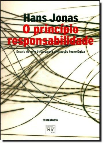 O Principio Responsabilidade, livro de Hans Jonas