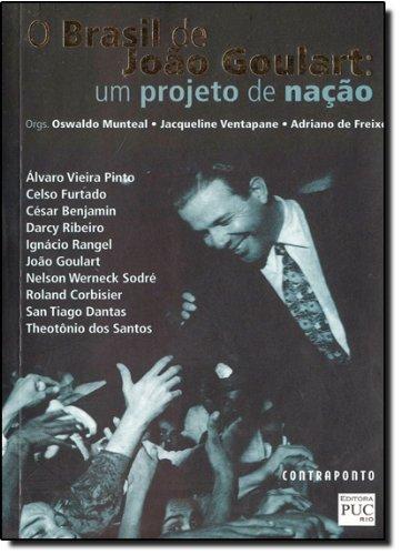 O Brasil De Joao Goulart, livro de Vários Autores