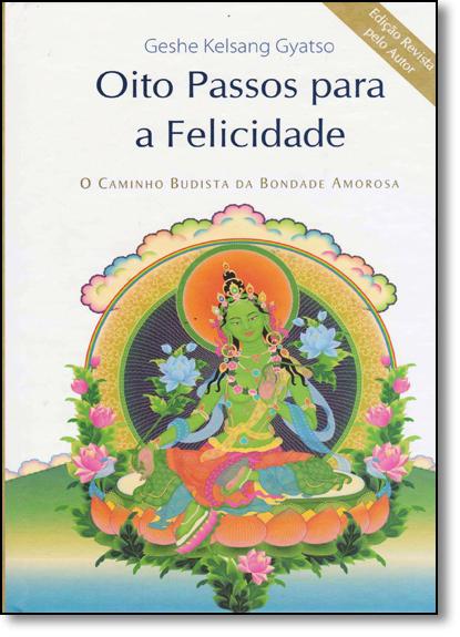Oito Passos Atentos Para a Felicidade - Tharpa, livro de Bhante Henepola Gunaratana