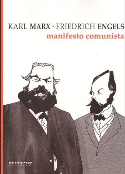 Manifesto Comunista, livro de Karl Marx e Friedrich Engels