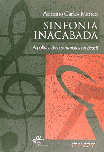 Sinfonia inacabada, livro de Antonio Carlos Mazzeo