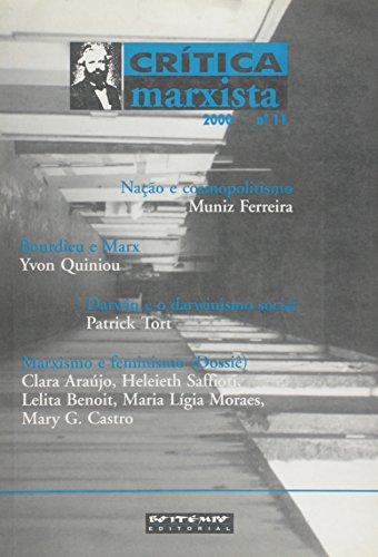 Crítica Marxista n. 11, livro de Vários autores