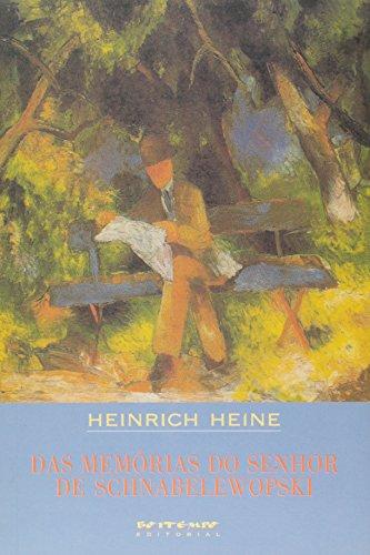 Das memórias do senhor de Schnabelewopski, livro de Heinrich Heine