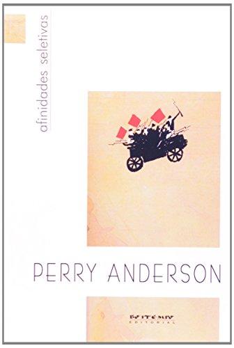 Afinidades seletivas, livro de Perry Anderson