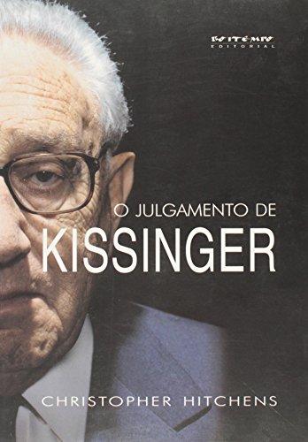 O julgamento de Kissinger, livro de Christopher Hitchens