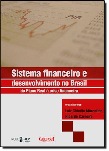 Sistema Financeiro e Desenvolvimento No Brasil, livro de