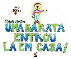 Barata Entrou Lá em Casa, Uma, livro de Cláudio Martins