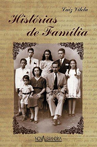 Histórias de Família, livro de Luiz Vilela