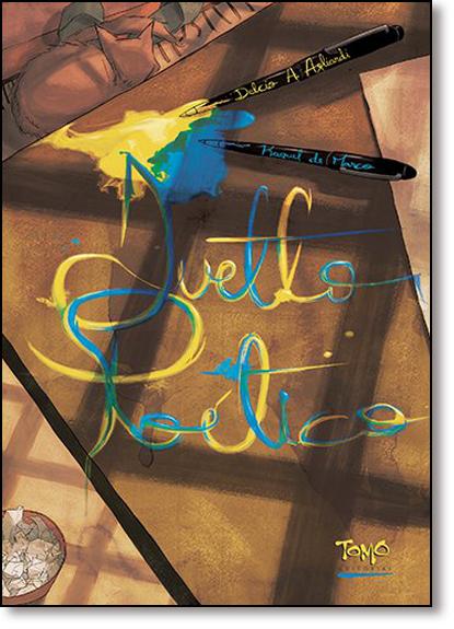 Duetto Poético, livro de Delcio Antônio Agliardi