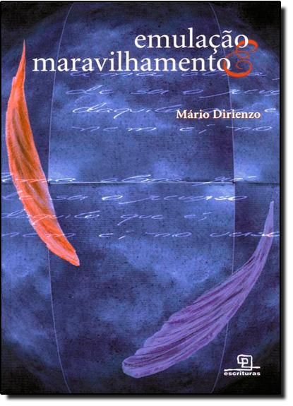 Emulação E Maravilhamento, livro de Mário Dirienzo