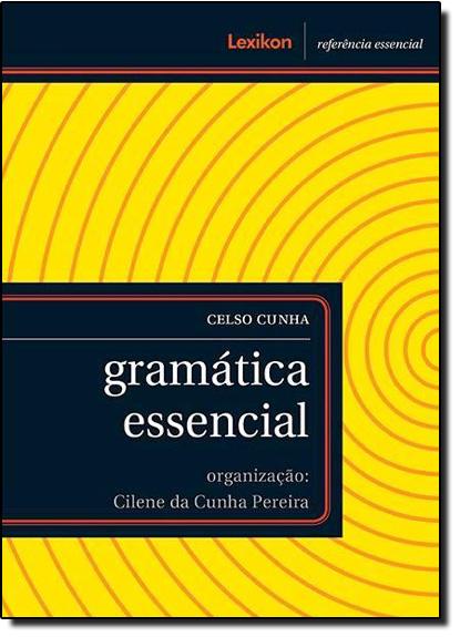 Gramática Essencial, livro de Celso Cunha