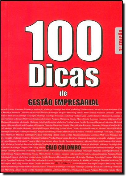 100 Dicas de Gestão Empresarial, livro de CAIO COLOMBO