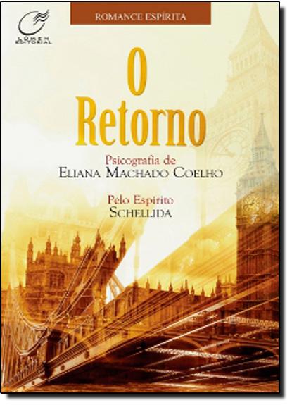 RETORNO, O, livro de Maria Alice Zarur Coelho