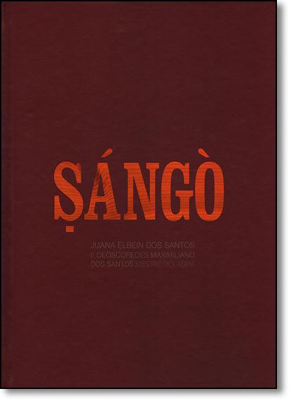Sángó, livro de Juana Elbein dos Santos