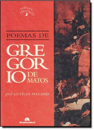 Poemas de Gregorio de Matos, livro de Leticia Malard