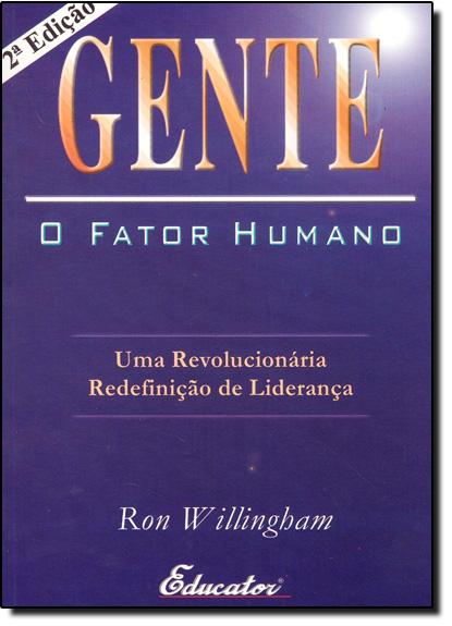 Gente: O Fator Humano, livro de Ron Willingham