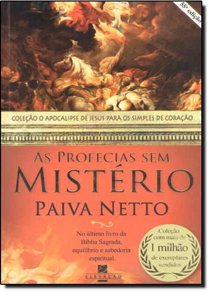 Profecias Sem Mistério, As, livro de Paiva Netto