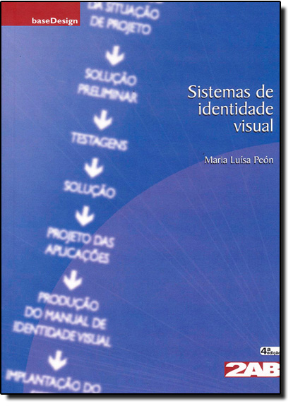 Sistemas de Identidade Visual, livro de Maria Luisa Peon