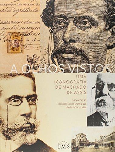 A Olhos Vistos, livro de Helio de Seixas Guimarães