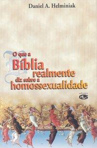 O que a Bíblia realmente diz sobre a homossexualide, livro de HELMINAK