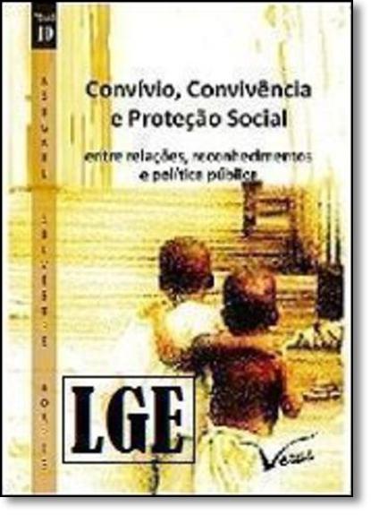 Convívio, Convivência e Proteção Social, livro de Abigail Silvestre Torres