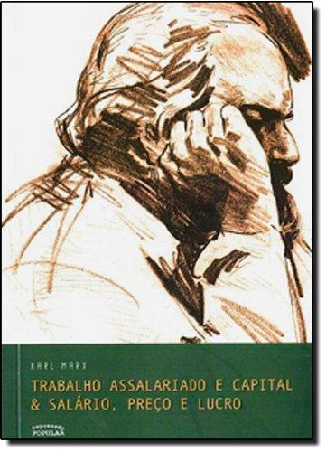 Trabalho Assalariado - Capital & Salario, livro de Karl Marx