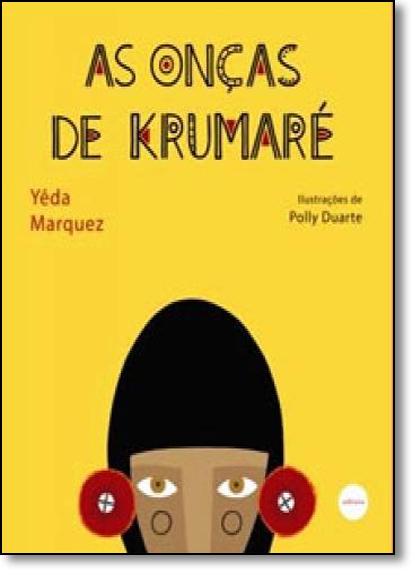 Onças de Krumaré, As, livro de Yeda Marquez