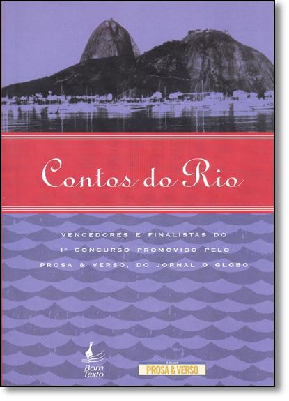 Contos do Rio, livro de Editora Bom Texto