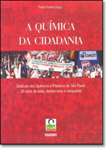 A química da cidadania, livro de Paulo Fontes (org.)