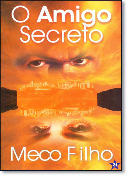 Amigo Secreto, O, livro de Meco Filho