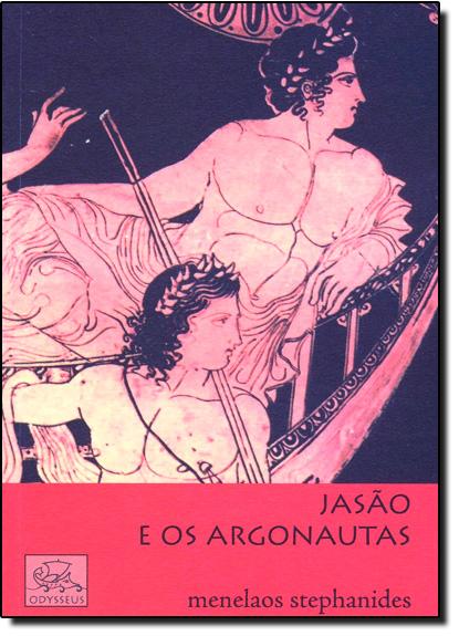 Jasao e os Argonautas, livro de Menelaos Stephanides