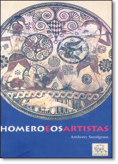 Homero e os Artistas, livro de Anthony Snodgrass