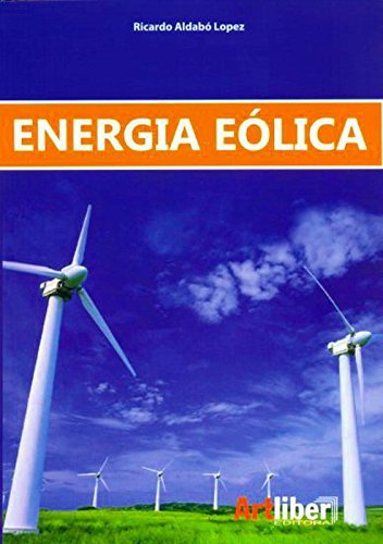 Energia Eólica, livro de Ricardo Aldabo