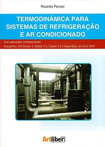 Termodinâmica Para Sistemas de Refrigeração e Ar Condicionado, livro de Ricardo Panesi