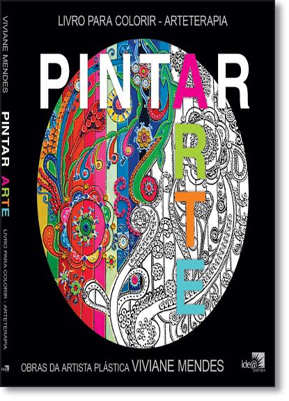 Pintar Arte, livro de Viviane Mendes