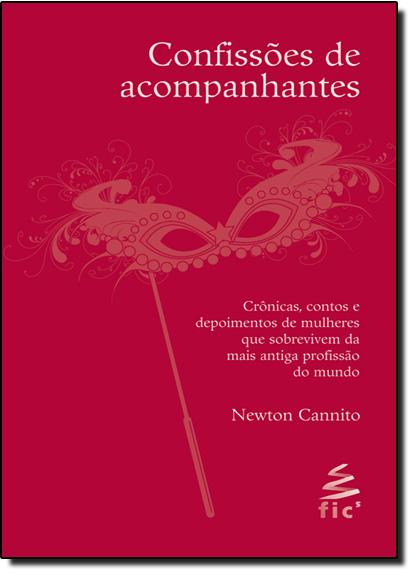 CONFISSOES DE ACOMPANHANTES, livro de CANNITO