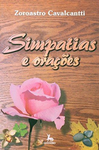 Simpatias E Orações, livro de Zoroastro Cavalcantti