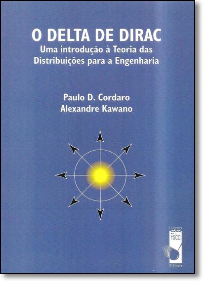Delta de Dirac, livro de Paulo D. Cordaro