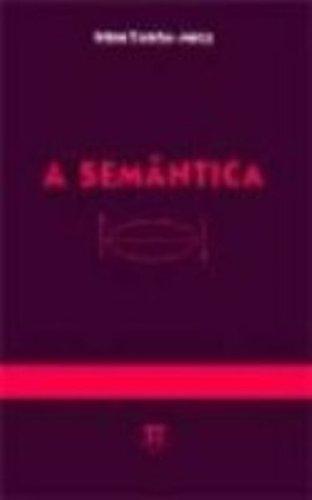 SEMANTICA, A, livro de IRÈNE TAMBA