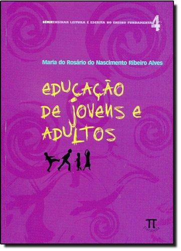 Educação de jovens e adultos, livro de Maria do Rosário do Nascimento Ribeiro Alves
