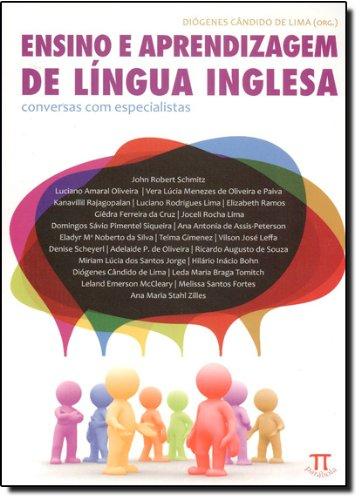 ENSINO E APRENDIZAGEM DE LINGUA INGLESA, livro de LIMA, DIOGENES CANDIDO (ORG.)