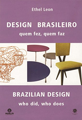 Design Brasileiro, livro de Ethel Leon