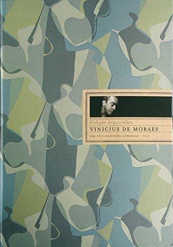 Arquivinho Vinicius de Moraes, livro de Vinicius de Moraes