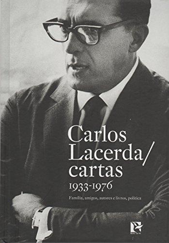 Carlos Lacerda. Cartas 1933-1976, livro de Carlos Lacerda