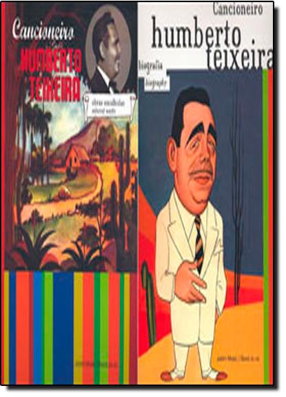 Cancioneiro Humberto Treixeira: Obras Selecionadas Vol2, livro de Humberto Teixeira
