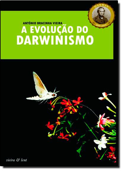 Evolução do Darwinismo, A, livro de Elenara Vieira De Vieira