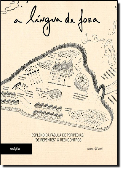 Lingua de Fora, A, livro de Juva Batella