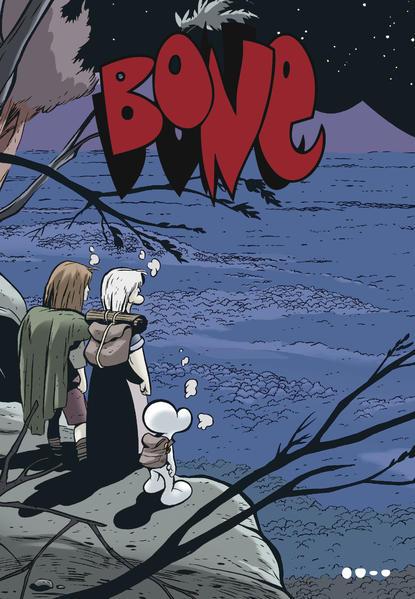 Bone 2: Phoney contra-ataca ou solstício, livro de Jeff Smith