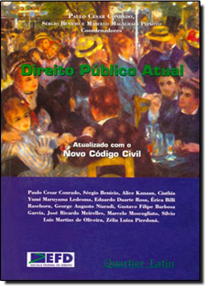 DIREITO PUBLICO ATUAL, livro de Marta Peixoto
