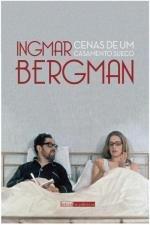 Cenas de um Casamento Sueco, livro de INGMAR BERGMAN